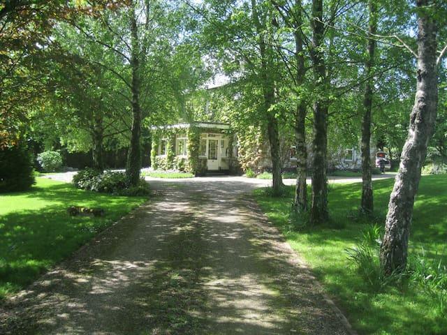 Fitzs Farm House Knockanure  Bunclody - Bunclody  - Hus