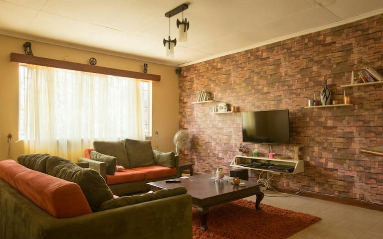 Cosy 1 Bedroom Apartment, Upperhill - Nairobi - Appartement