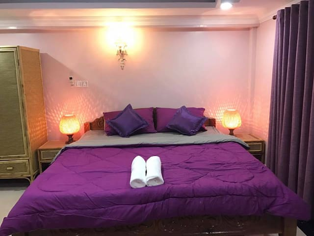 Private Room for Rent in Battambang + Free Pick Up - Krong Battambang - Huoneisto