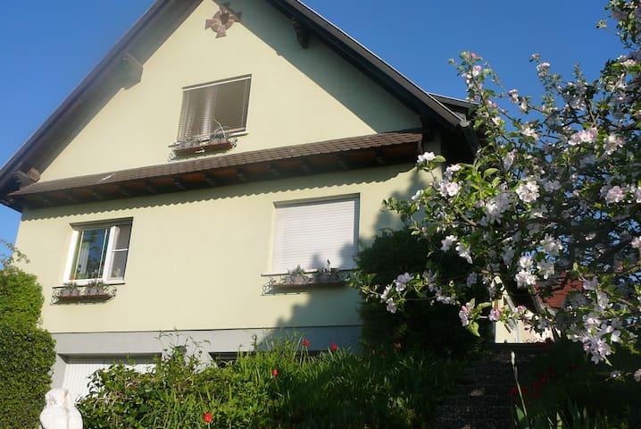 Appartement de vacances en Alsace - Marlenheim - Lägenhet