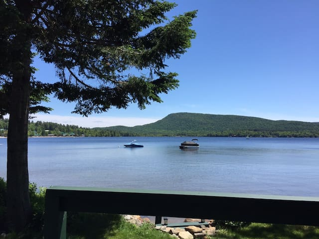 Lake Pleasant Lakefront Suite - Speculator - Ev