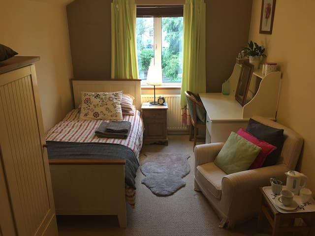 Lovely, spacious single room - Enfield - Talo