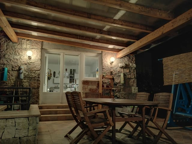 Appartamento con veranda e giardino - Trento - Leilighet