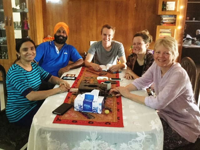 A Home away from home - Amritsar - Bed & Breakfast
