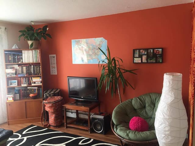 Confortable 3 1/2, near everything and cheap! - Sherbrooke - Leilighet