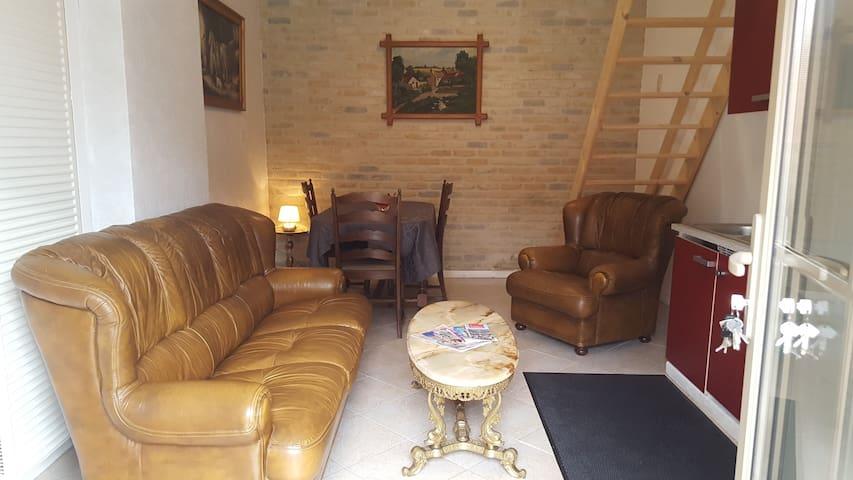 Woning aan dorpsrand te Denderleeuw - Denderleeuw (Iddergem) - Maison