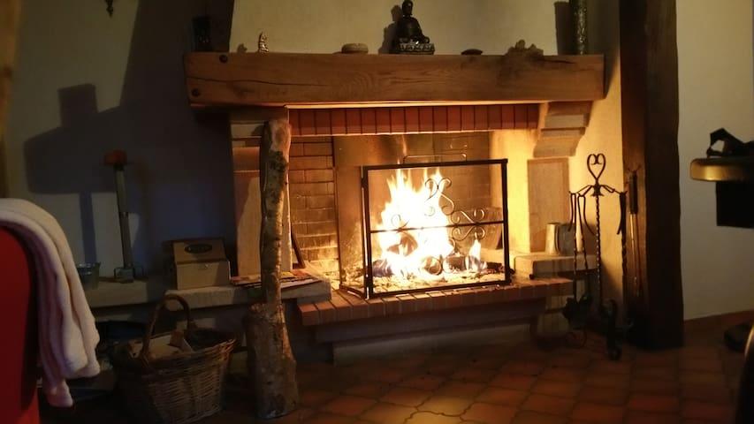 Chez Florice - 2,5 flat next to the medieval town. - Saint-Ursanne - Ev
