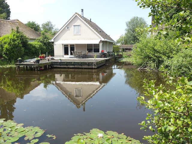 Lakeside Villa - Oud-Loosdrecht - 別荘