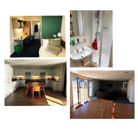 Accommodation in the heart - Lancaster - Apartmen
