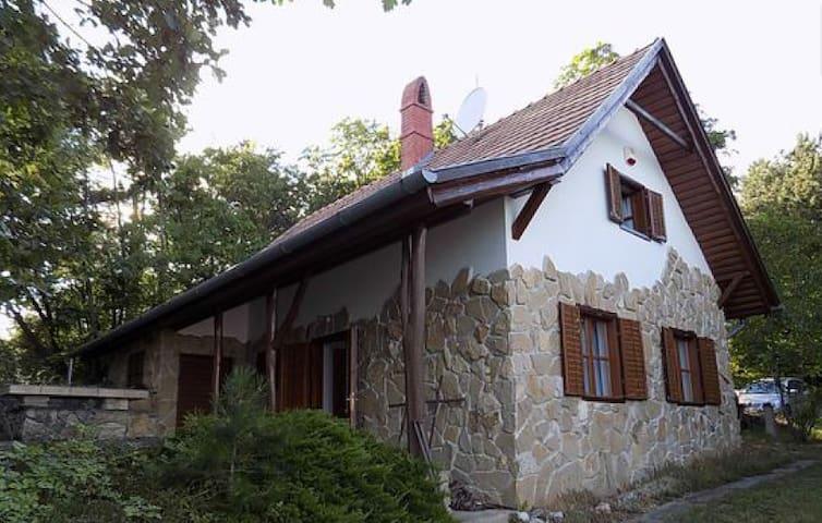 Forrest house - Balatongyörök - Ev