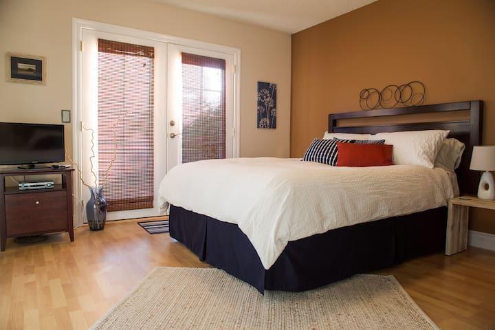 Cozy Davis Cottage Retreat - Davis - Casa