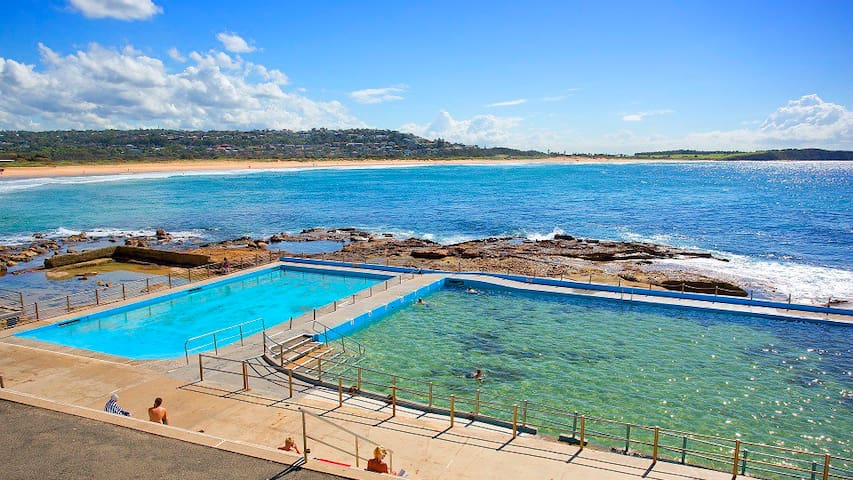 Beachfront Unit in the heart of Dee Why Beach - Dee Why