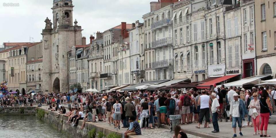 T2 de 60m2 au cœur du centre ville - La Rochelle - Apartmen