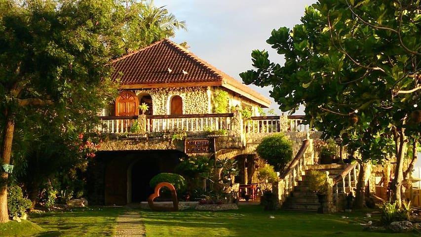 Beach Resort in Baluarte de Argao Cebu - Argao - Wikt i opierunek