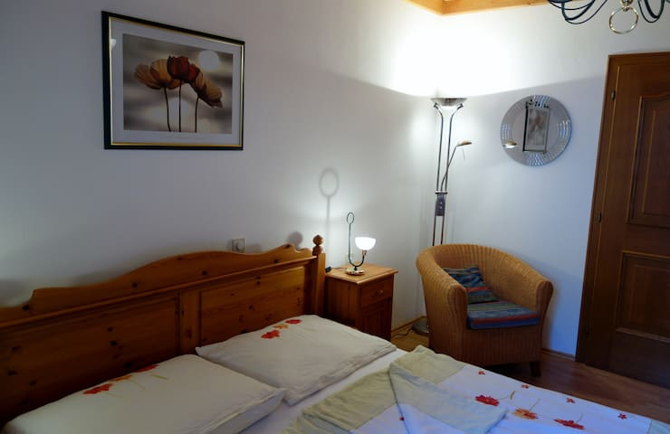 Holiday apartment not too far from Salzburg City - Obertrum - Huoneisto