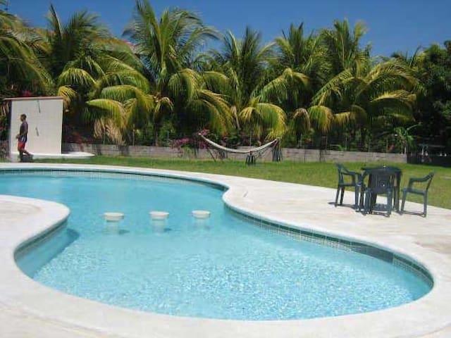Rancho en Salinitas - Beach House - Sonsonate Department