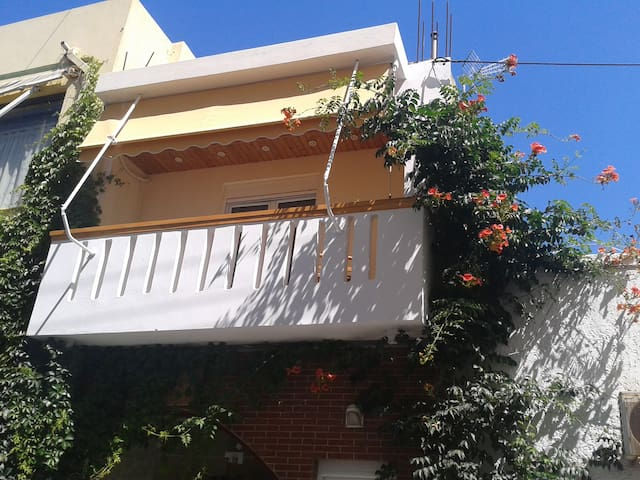 Furnished flat in Myrtos village. - Myrtos - Appartement