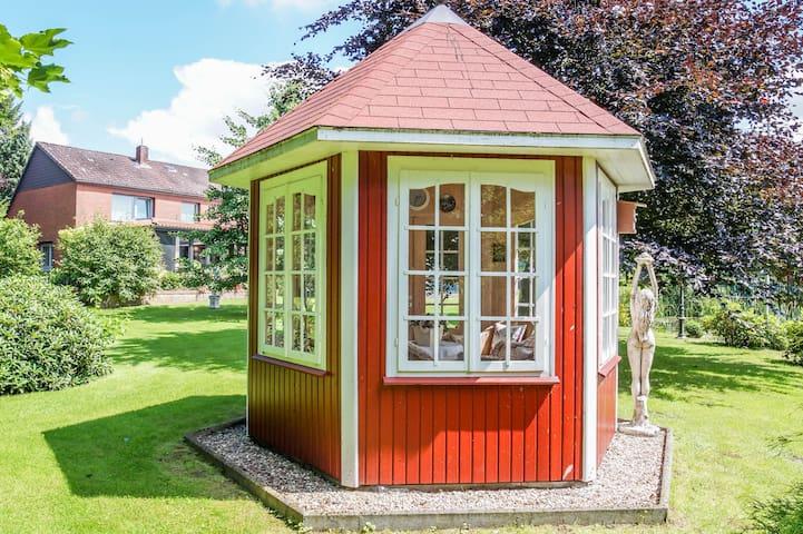 Schlafzimmer inkl. Pool und Sauna nahe Ostsee - Ahrensbök - Huis