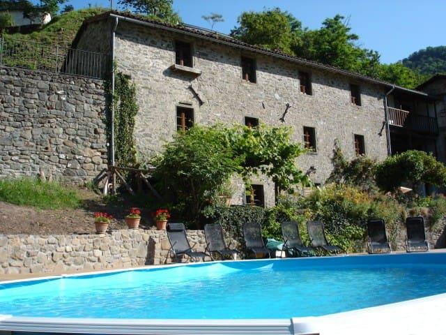 The Mill & Mill House, Isola - Castiglione di Garfagnana - 獨棟