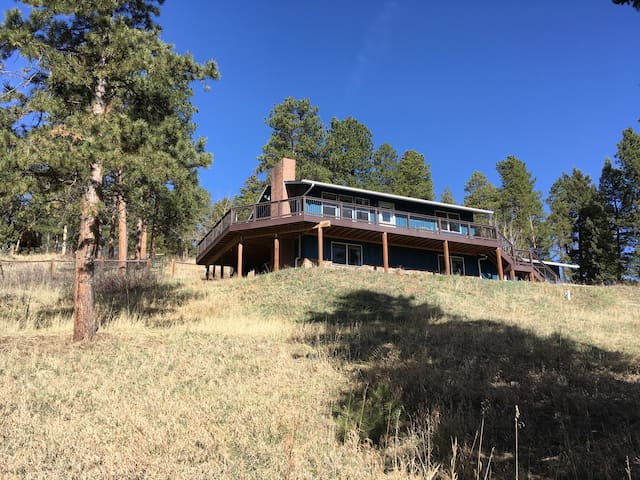 Rancho Relaxo: 15 minutes from Red Rocks - Conifer - Ev