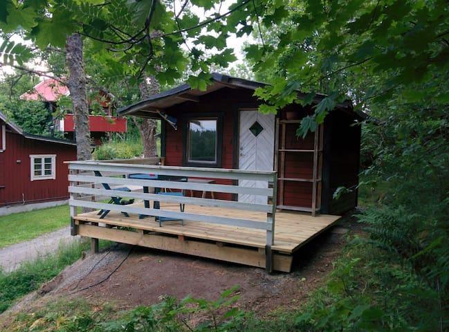 High River Cabin 1 - Ösmo
