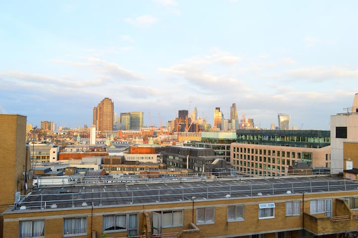 Incredible Views in Central London - Farringdon - Moka - Daire