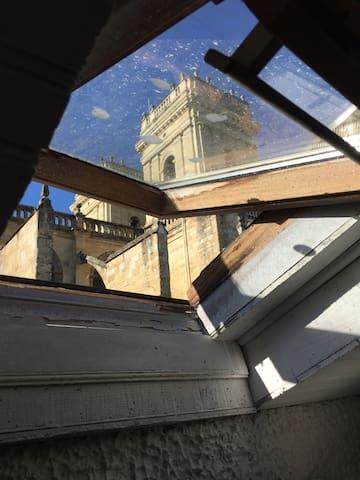 Studio proche Cathédrale - Auch - Apartemen