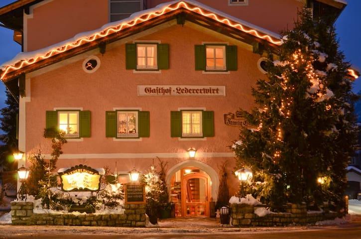 Ledererwirt Abtenau, Salzburg - Abtenau - Szoba reggelivel