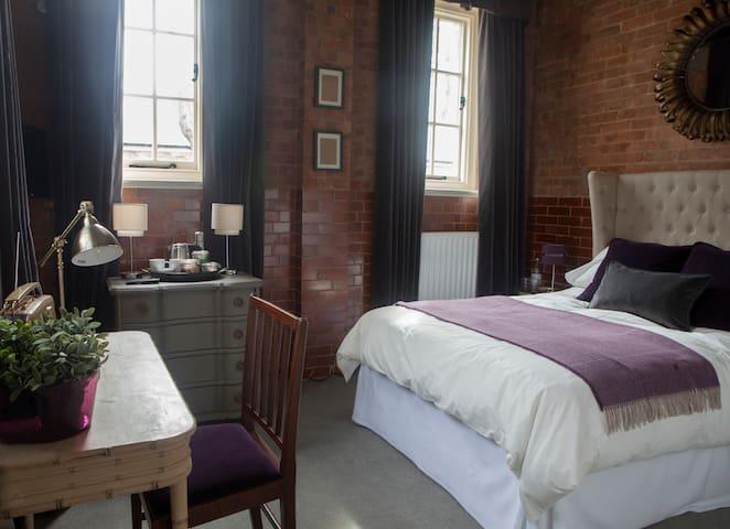 Betts Crew Room - Bicester Heritage - Оксфордшир - Дом