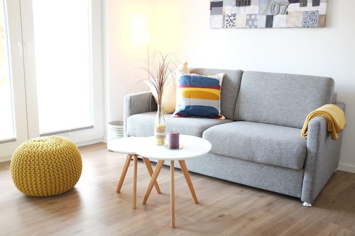 Ferienwohnung MeerZeit in Büsum - Büsum - Apartamento