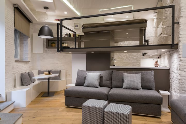 Luxury apartment in the city center - Rome