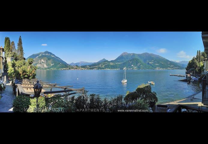 Casa Bella in Varenna on lakeshore - Varenna - Pis