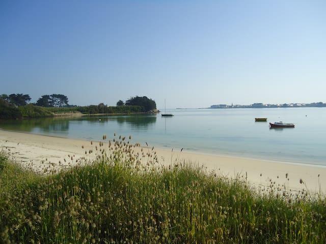 Maison au bord de la plage - Roscoff - Casa