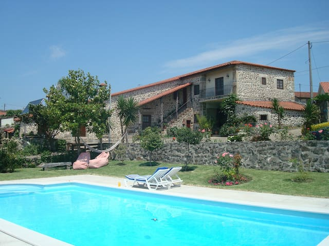 House in the countryside - Panoias - Huis