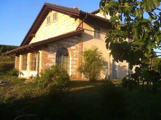 CASCINA S. ANNA-Villa+swimming pool - Guazzolo - Lägenhet