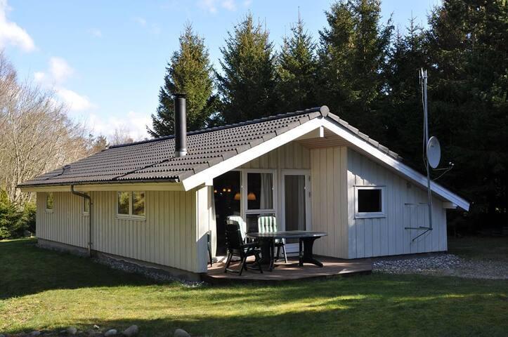 House in peacefull surroundings - Farsø - Hus