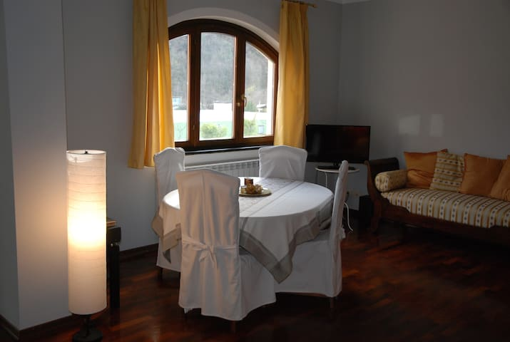 Appartamento signorile in Liguria - Pieve di Teco - Leilighet