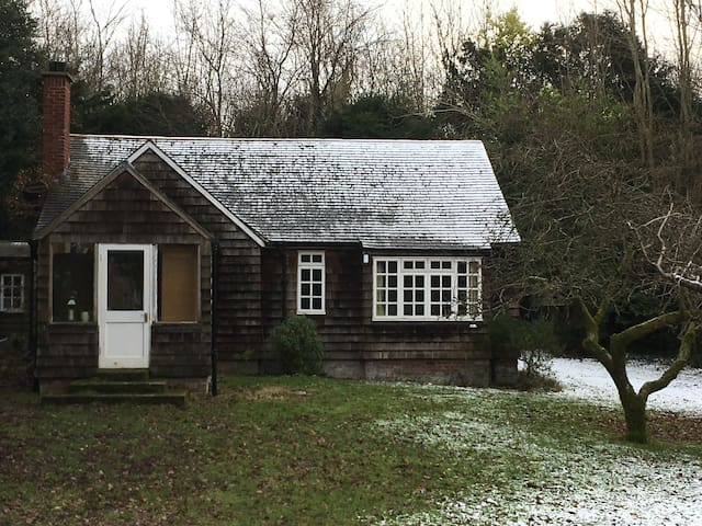 Shelly's in the woods - A Goldilocks cottage - Barham - Bungalov