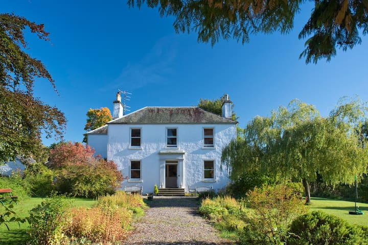 Rosebank House, ideal for families - Blairgowrie and Rattray - 家庭式旅館