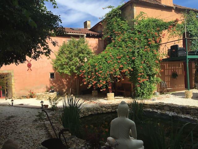 Moulin de Canole the STUDIO - Monpazier - Huis