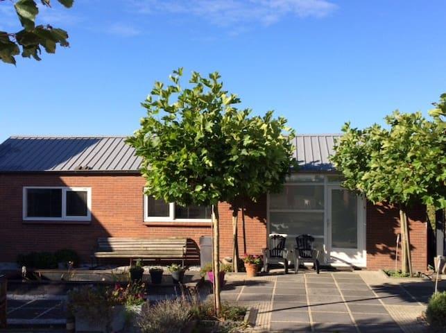 Fantastisch huis bij de Braassem - Rijnsaterwoude - Rijnsaterwoude - Kulübe