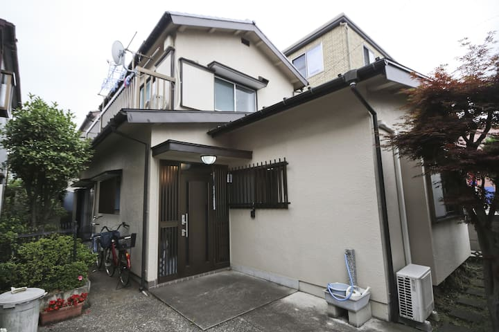 【3LDK】 Japanese single-family house - Sōka-shi - Dom