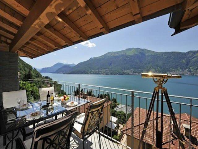 Penthouse with Superb Lake Views - Dorio - Departamento