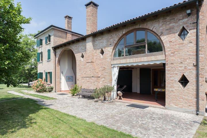 """""""CASOLARE LA QUERCIA"""" - COUNTRY HOUSE - Correzzola - Apartamento"""