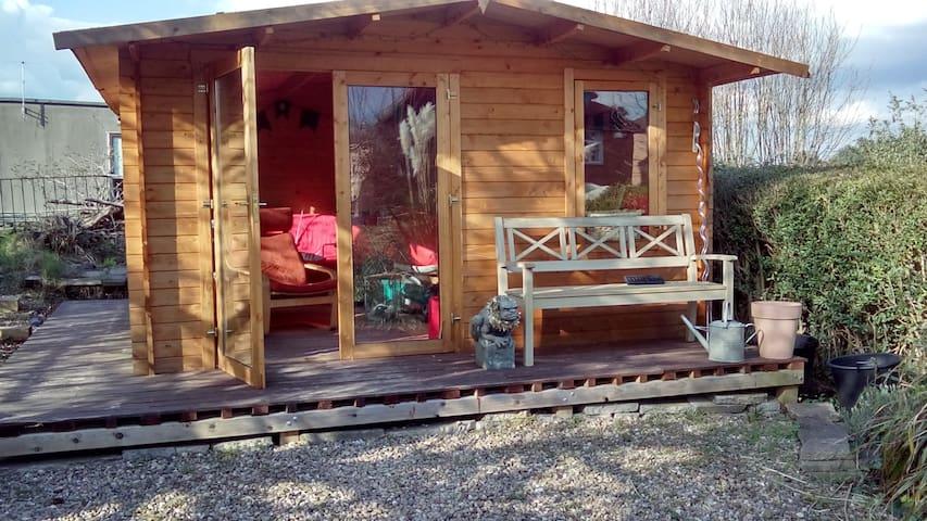 Log Cabin in Market Bosworth - Market Bosworth - Cabaña