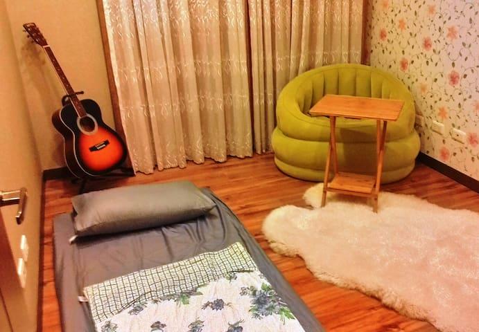 Japane-style room#2-Near NCTU/NTHU - Hsinchu - Hus