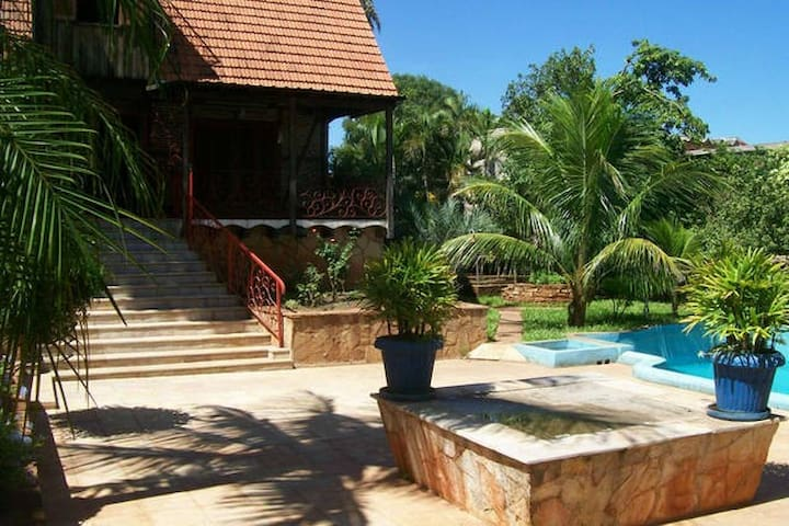 Apartment with Pool and Garden - Asuncion