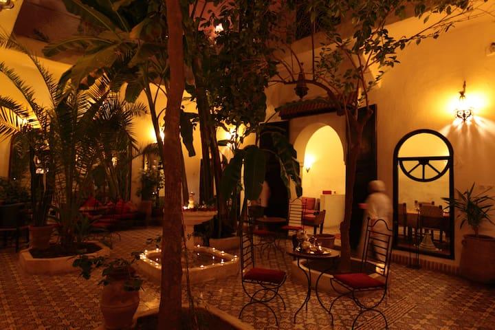Chambre Sonia Riad Dar Tayib - Marrakesh