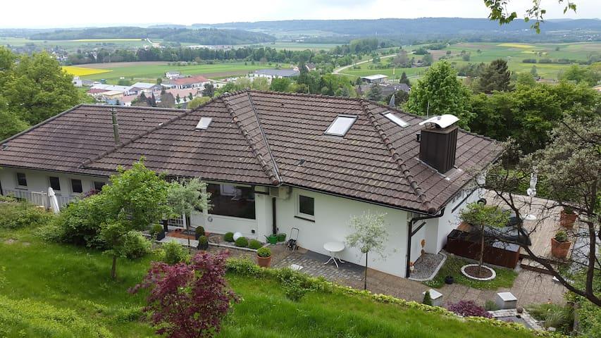 Ferienwohnung Villa Rheingold - Gailingen am Hochrhein - Kondominium