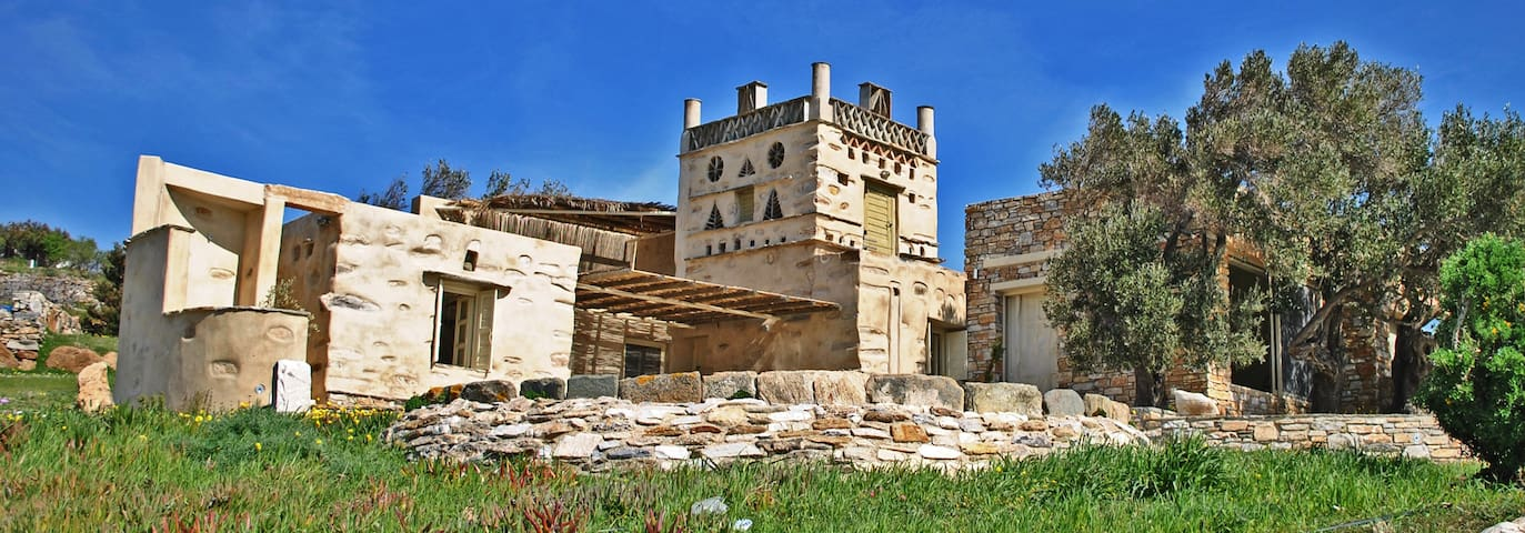 Terra Primal suites - Tinos - Вилла